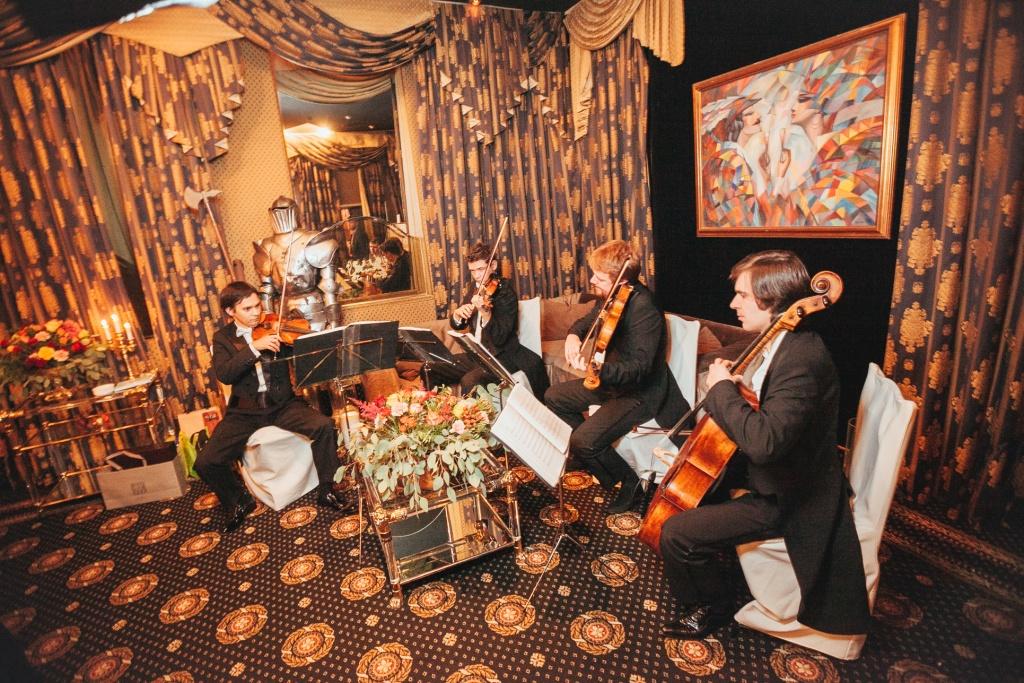 Москва, ресторан, свадьба 2015